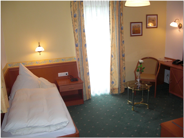 Hotel Hammermuehle - Twin Bed Room